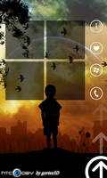 [REGROUPEMENT] Lockscreens transparents Creation208