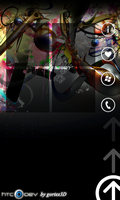 [REGROUPEMENT] Lockscreens transparents Creation254